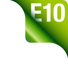 Ecke E10 grün