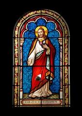 Vitrail Jésus-christ