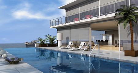 Haus am Pool
