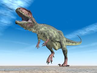 Dinosaurier Giganotosaurus