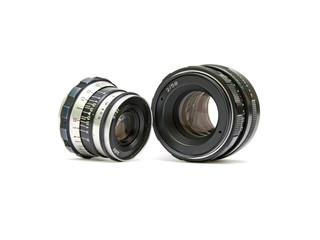объективы для аналоговых фотокамер.