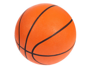 Orange basket ball