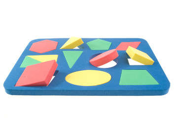 Children's developing game