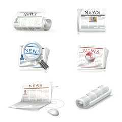 Newspaper collection