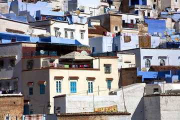 View of Chaouen