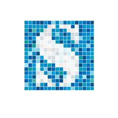 Logo letter S, spa # Vector