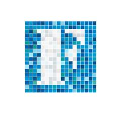Logo letter F, spa # Vector