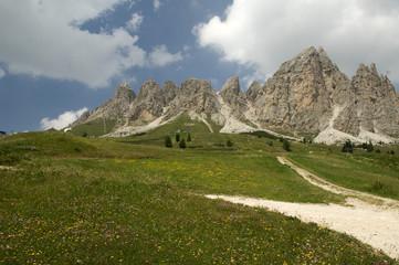 Sellajoch; Passo Sella