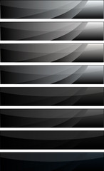 Carbon banners