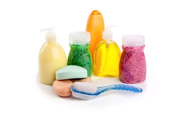Washed shampoo salt for  bathroom