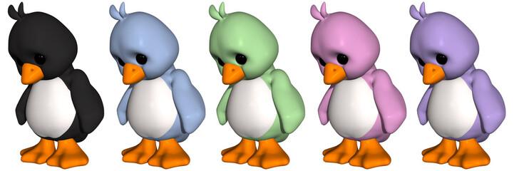 Toon Pinguin