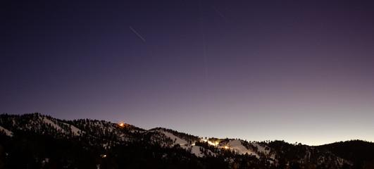 Big Bear Night Sky