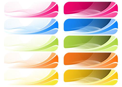Colorful Wavey Background