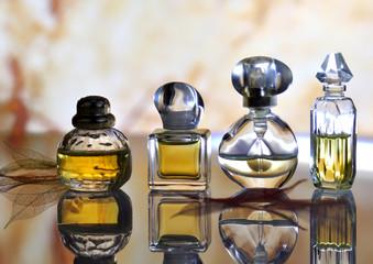 perfume arrangement