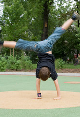 breakdance, beginnings