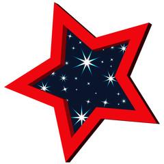 Stars und Sternchen, Auszeichnung, Bildmarke, Symbol