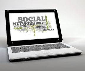 "Mobile Thin Client ""Social Networking"""