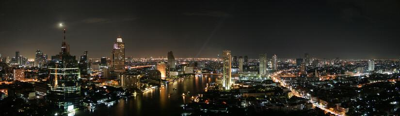 Bangkok Panorama 1bis4