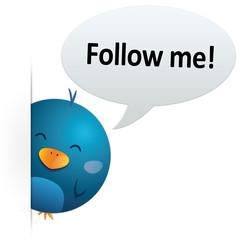 Follow Me - Bird