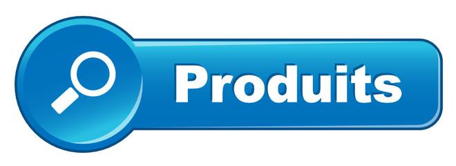 """Bouton Web """"PRODUITS"""" (catalogue rechercher services clients)"""
