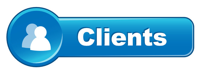 """CLIENTS"" Web Button (testimonials partners projects about us)"