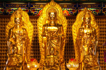 6 holy sculptures