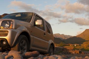 Abenteuerurlaub Offroad Safari