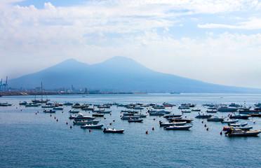 Bay of Naples,  island Capri