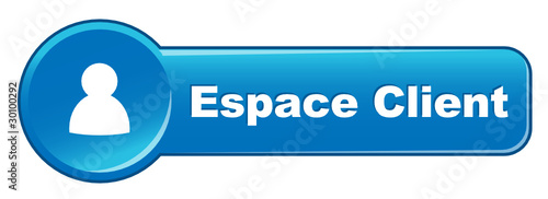 bouton web espace client contact accueil service clients aide fichier vectoriel libre de. Black Bedroom Furniture Sets. Home Design Ideas