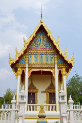 Buddhist temple in Nakhon Ratchasima