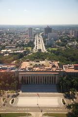 View from Jose Marti Memorial