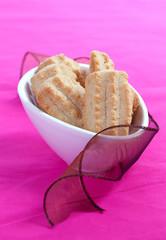 Kekse in Schale