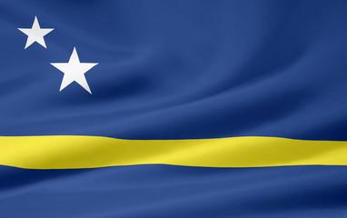 Flagge von Curacao