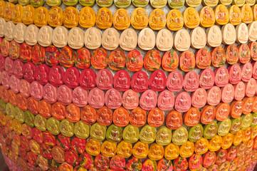 Colorful Buddha 3