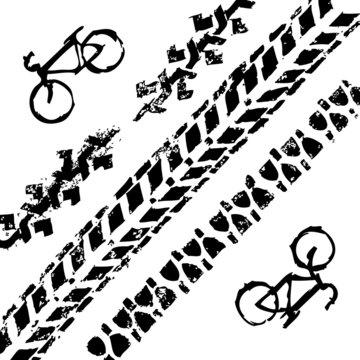 Отпечаток колеса