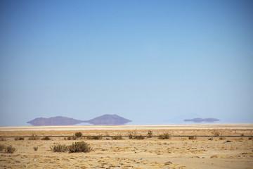 paesaggio magico nel salar boliviano