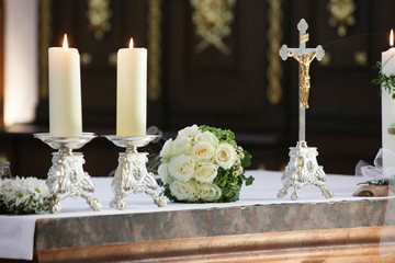 altar,hochzeit,traualtar