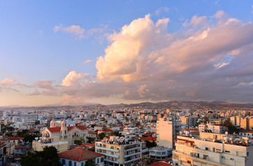 Roofs of Limassol