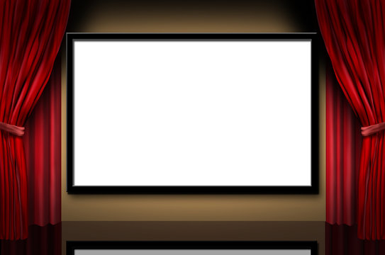 3 238 Best Cinema Screen Curtains Images Stock Photos Vectors Adobe