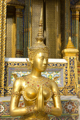 Buddhism and temple in Thailand.
