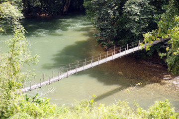 The rivers Borneo.