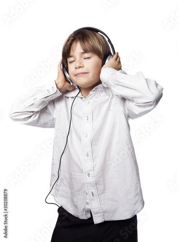couter musique baladeur mp3 cd enfant casque stock. Black Bedroom Furniture Sets. Home Design Ideas