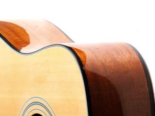 Wall Mural - Guitar close-up