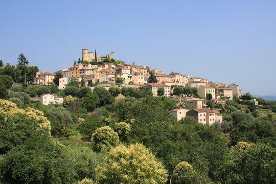 Callian, village provençal