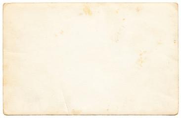 Vintage paper