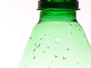 Fototapeta collo di bottiglia di plastica obraz