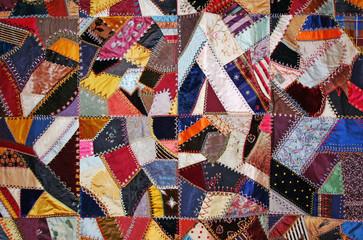 Background antique quilt