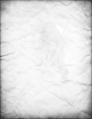Old White Paper (Retro Effect on Pictures)