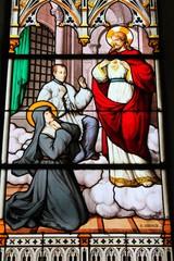 Paris05 - Eglise Notre-Dame du Liban : Vitrail