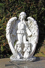 Engel mit Kindern